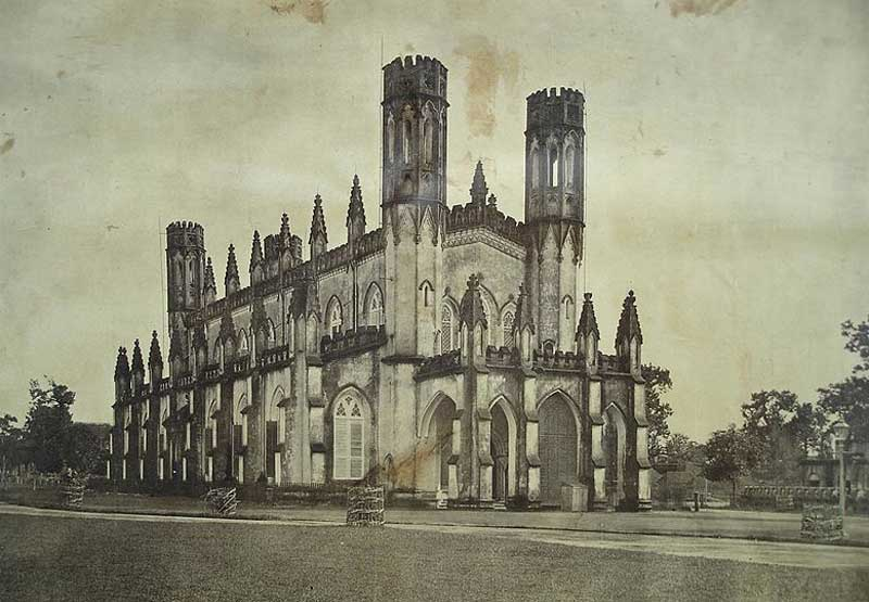 St Peter Church - 1866