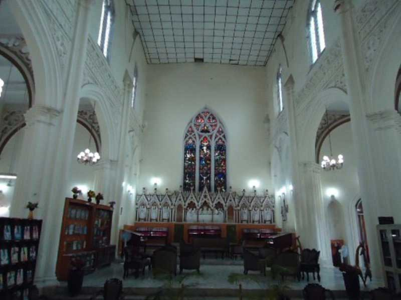 St Peter Church - interior