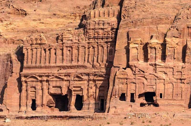 The Palace Tomb, Petra