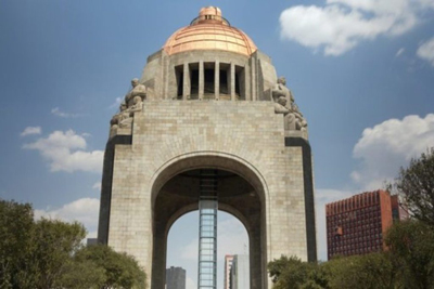 Arch Revolution Mexico - Historical Gates