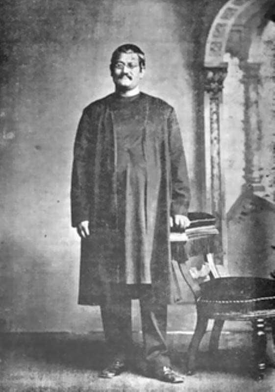 Brahmananda Shri Keshab Chandra Sen