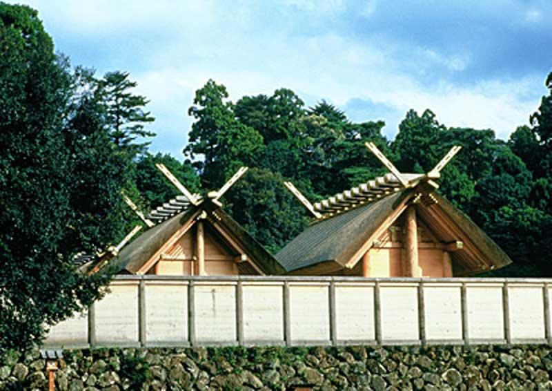 Ise Grand Shrine Japan