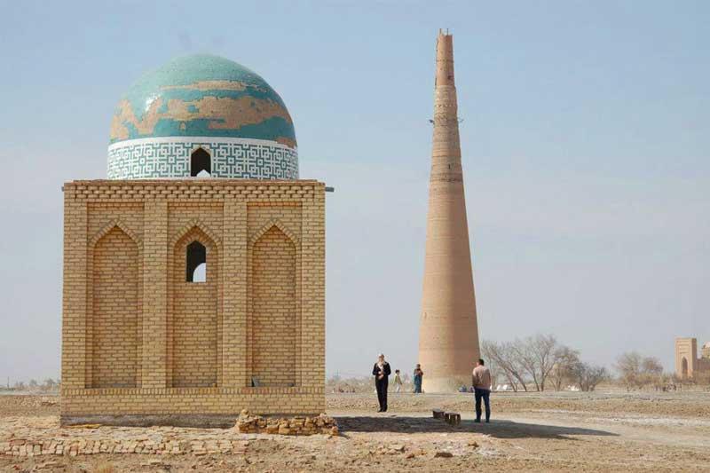 Kutlug Timur Minaret