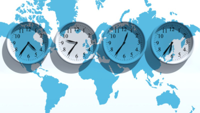 Local Time and Standard Time