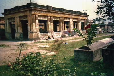 Narkeldanga Jewish Cemetery