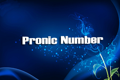 Pronic Number