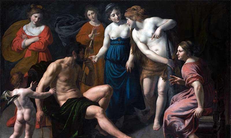 Alessandro Turchi (Italy 1578 - 1649)