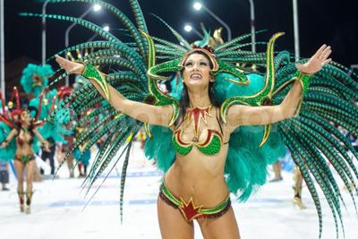 Gualeguaychu Carnival Argentina