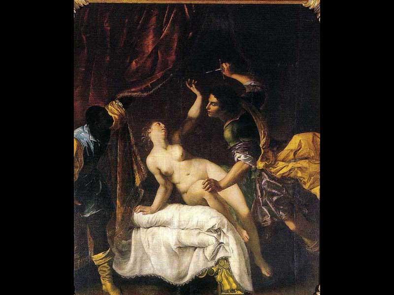 Artemisia Gentileschi (Italy 1593-1653)