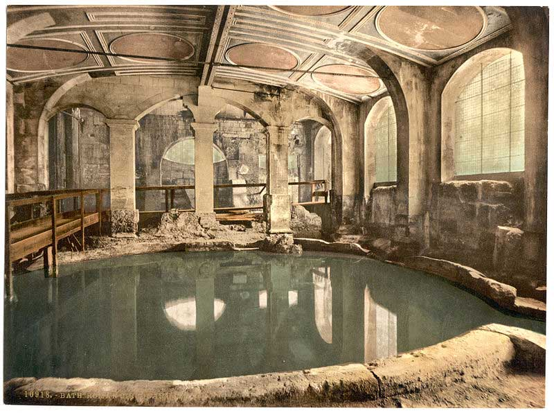 The Circular Bath (Caldaria)