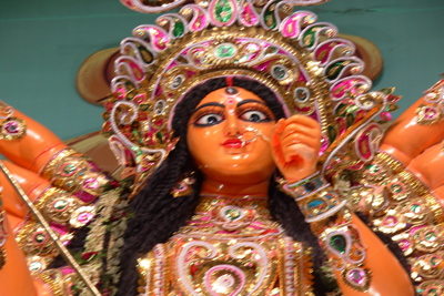 Durga Puja India