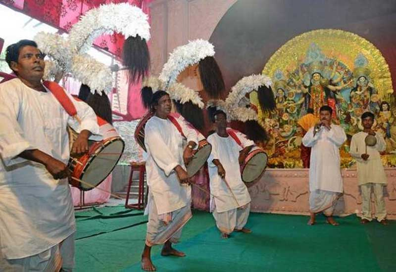Durga Puja Drums