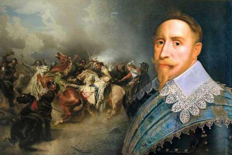 The Lion of the North - Gustavus Adolphus