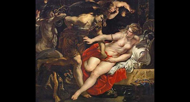 Peter Paul Rubens (Flemish 1577-1640)
