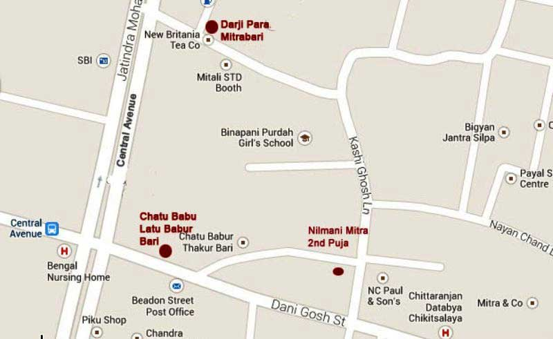Ramdulal Niwas Location