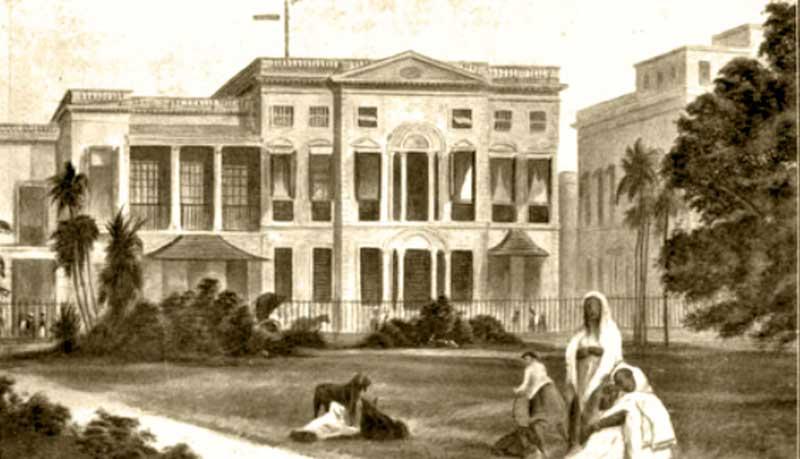 Fort William 1828