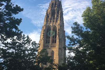 Harkness Tower Connecticut USA