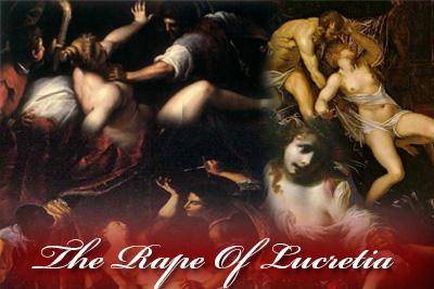 Rape Lucretia