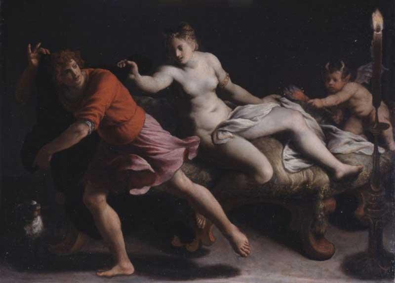 Alessandro Turchi (Italy 1578-1649)