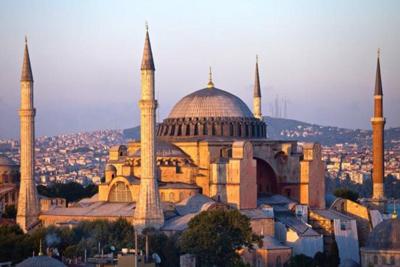 Hagia Sophia Istanbul Turkey