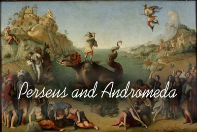 Perseus Andromeda