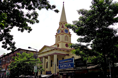Sacred Heart Church Calcutta