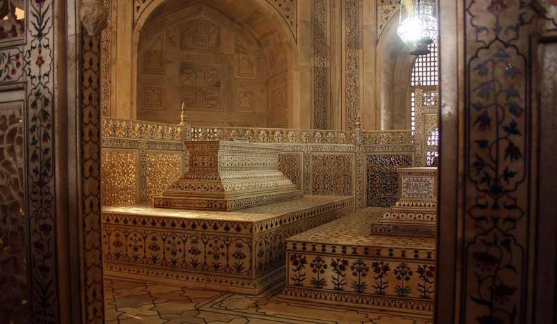 The cenotaphs
