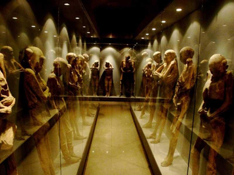 The Mummy Museum, Guanajuato