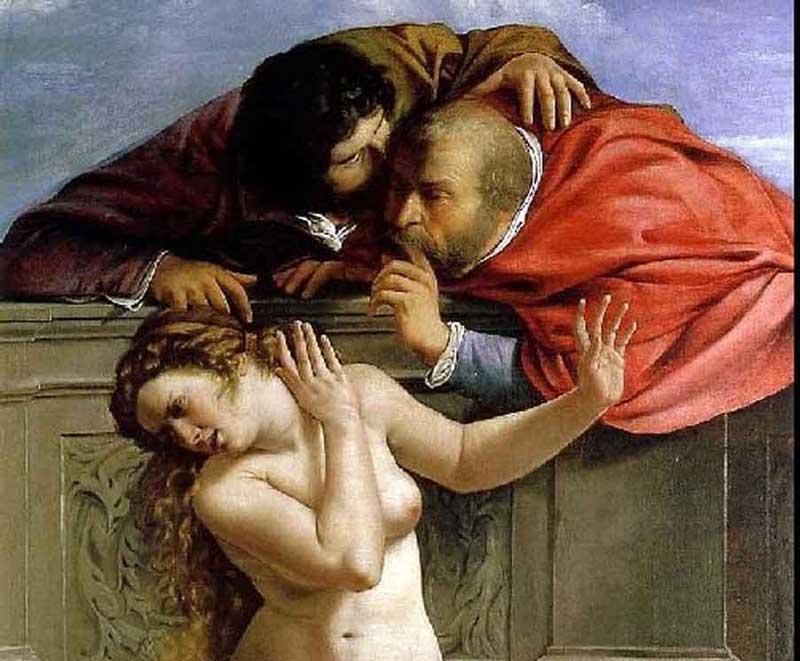 Artemisia Gentileschi - Italy [1593-1853]