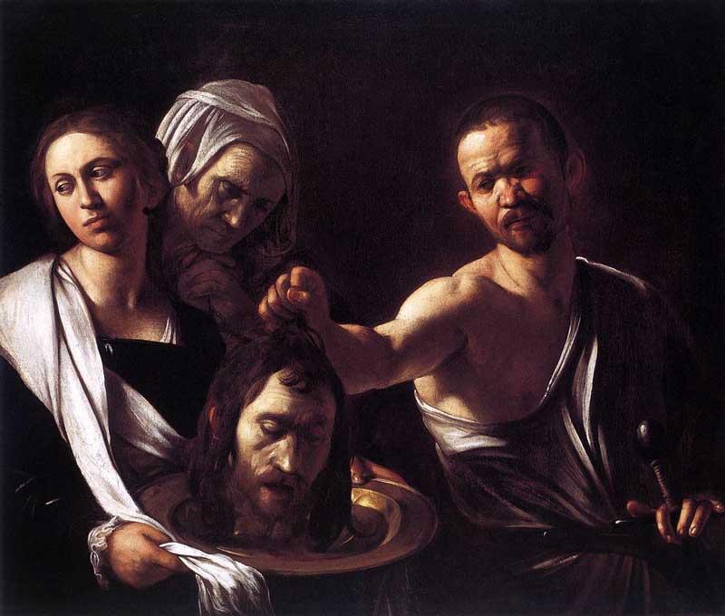 Caravaggio (Italy 1571-1610)