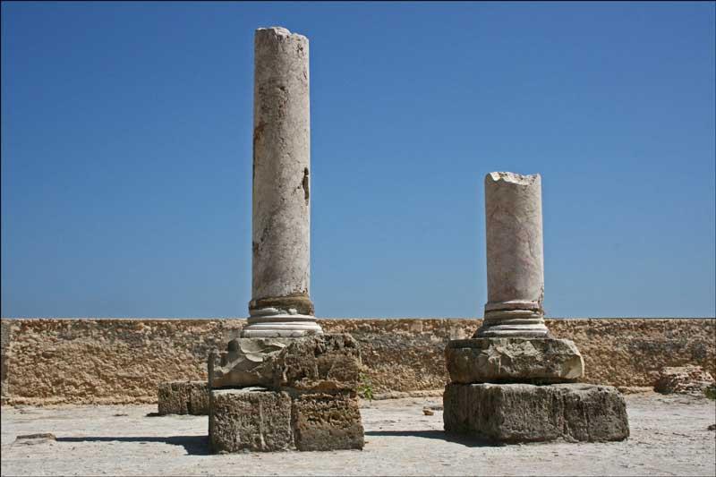 Columns of Antoninus Pius