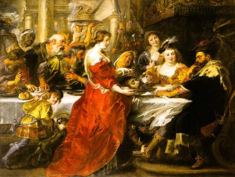 Peter Paul Rubens (Flemish 1577-1640)