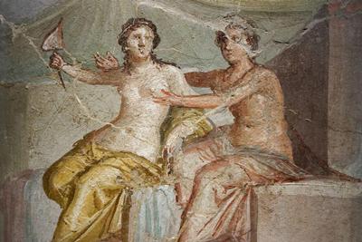 Eroticism Pompeii