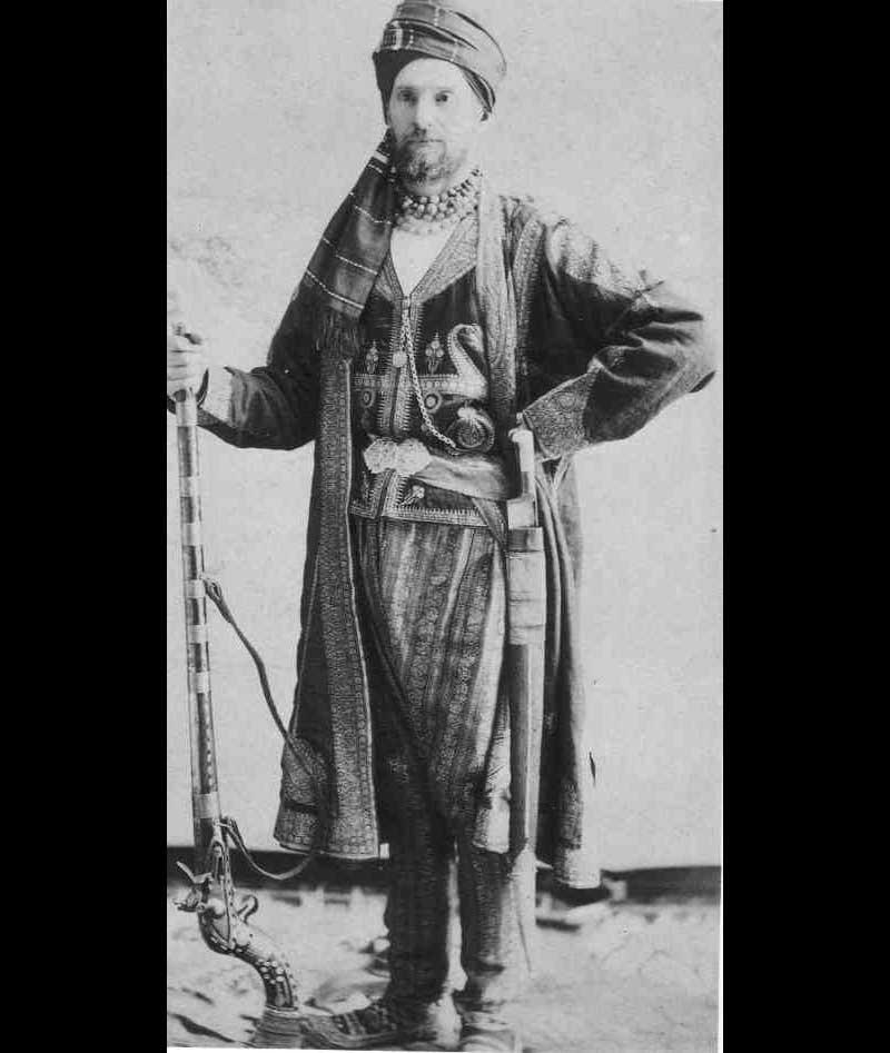 Chevalier Federico Peliti