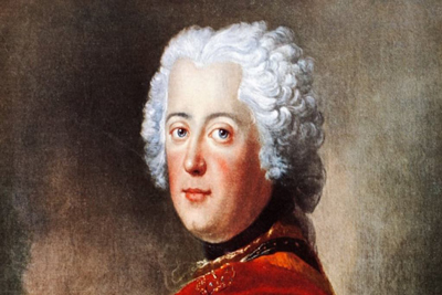 Frederick Great Prussia