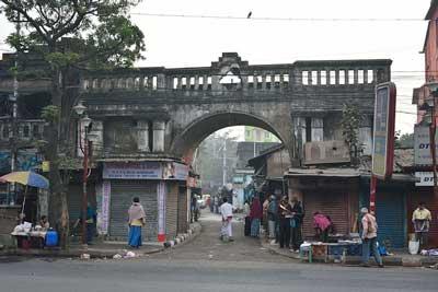 Ghari Ghar Gateway Calcutta