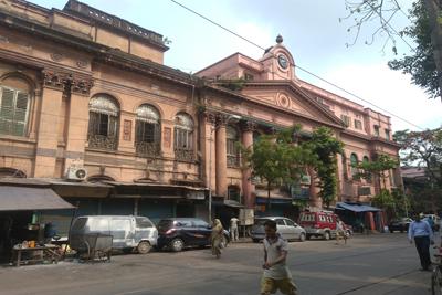 Ghariwala Mallick Bari Calcutta