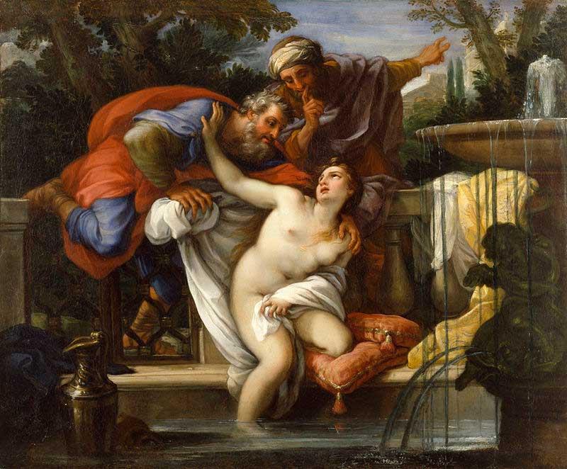 Giuseppe Bartolomeo Chiari - Italy [1654-1727]
