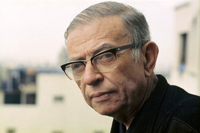 Sartre Simone