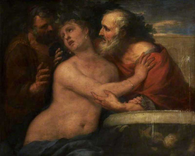 Luca Giordano - Italy [1634-1705]