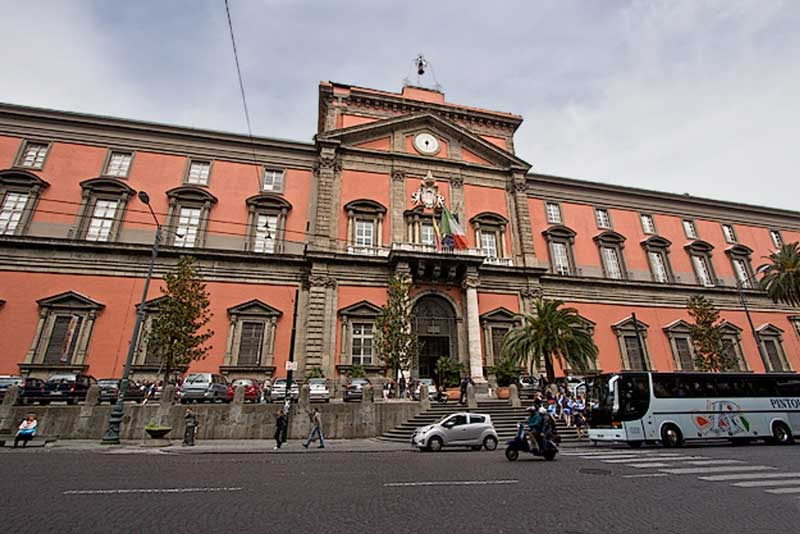 National Museum of Archeology in Naples