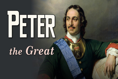 Peter Great Russia Rulers