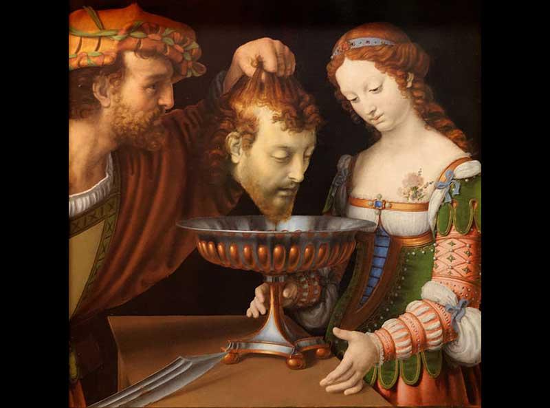Andrea Solario (Italy 1460-1524)