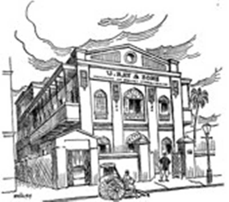 Rays illustration of 100 Garpar Road