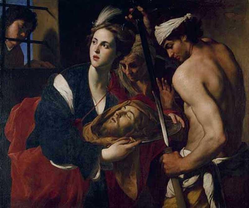 Massimo Stanzione (Italy 1585-1656)