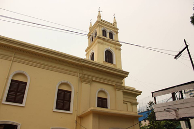 St Thomas Churches calcutta