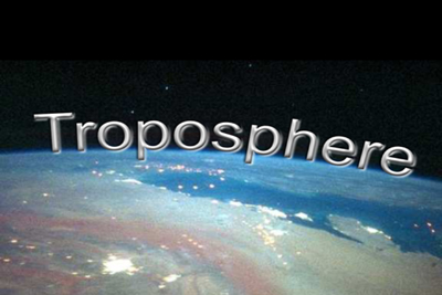 Troposphere Geography