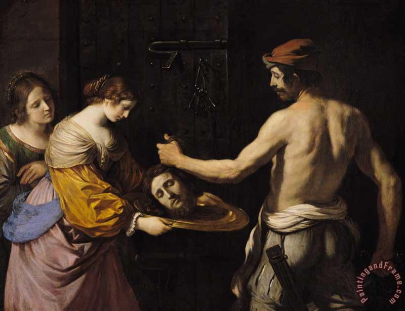 Giovanni Francesco Guerrieri - Italy (1589-1655)