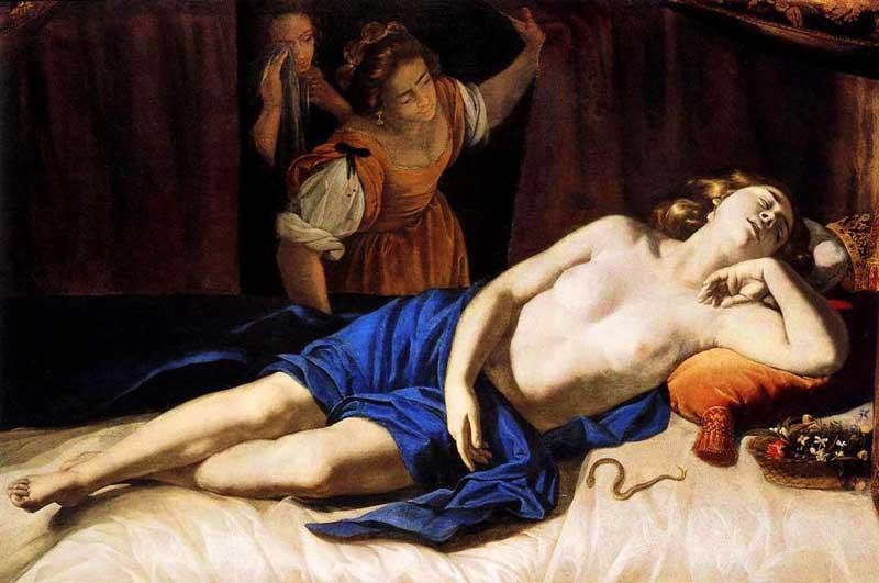 Artemisia Gentileschi (Italy between ca. 1633-1635)