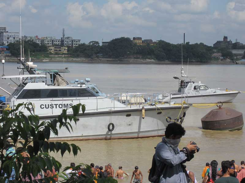 Babu Ghat River front